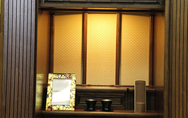 【家具調仏壇-KG007】千本堂18‐40